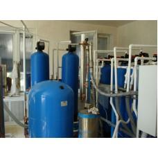 "Корпус (баллон) для засыпных фильтров воды 21х62 (4""х 0)"
