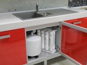 Фильтры для воды под мойку в Запорожье